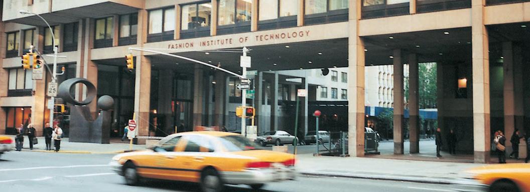 纽约时装学院Fashion Institute of Technology - FIT曼哈顿的艺术设计学院