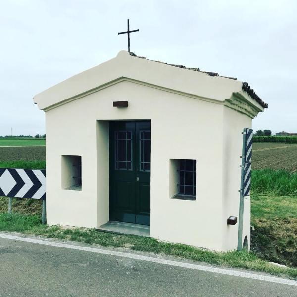 2018 – RIPRISTINO DELLA CELLETTA DI CANTALUPO
