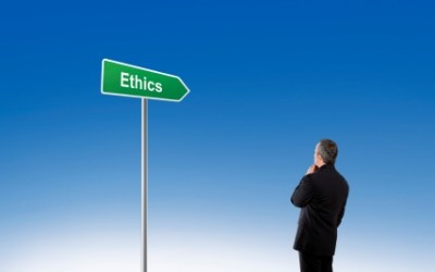 Manager's responsibility at the ethical frontier