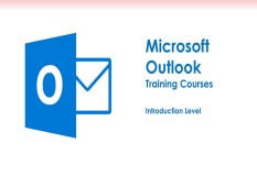 Microsoft Outlook Training Courses - Introduction Class