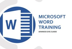 Microsoft Word Training Courses - Advanced Classes