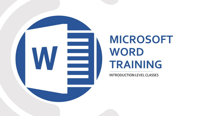 Microsoft Word Training Courses - Introduction Classes