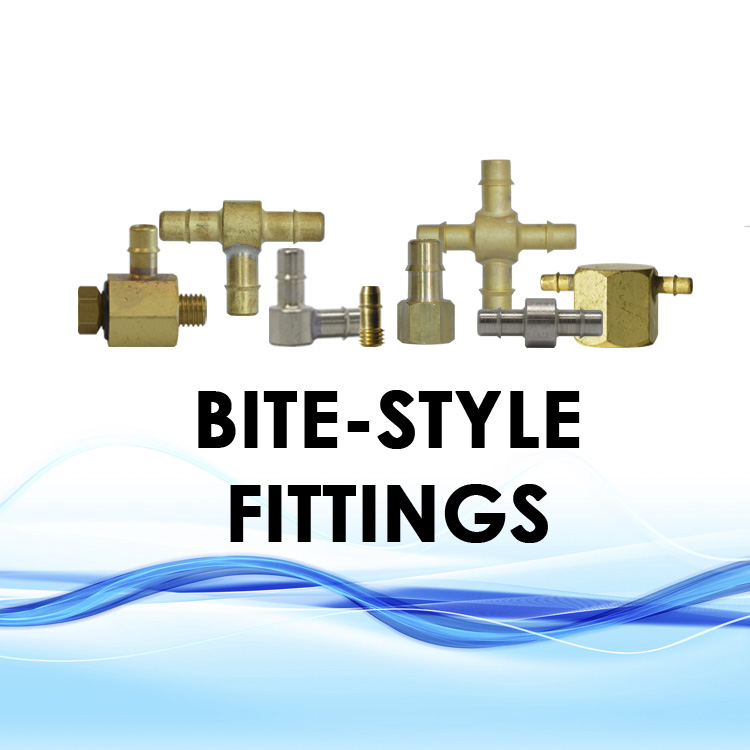 Mini Bite-Style Fittings