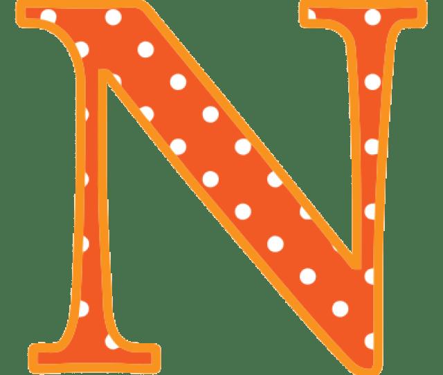 N Letter Png