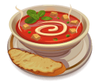 Image result for soup graphic transparent