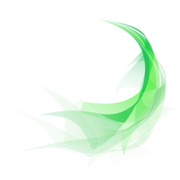 Purple Green Abstract Wave Png
