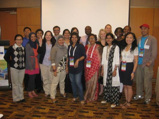 19 journalists and health reporters in Kuala Lumpur to learn about Tuberculosis