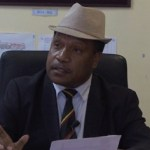 Border Development Authority Chairman - Fred Konga