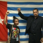 Juffa - busy with West Papua
