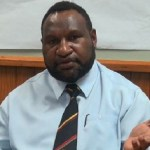 Appellant: Minister for Finance - James Marape