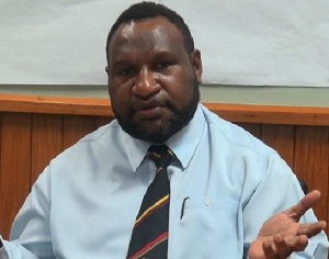 ppellant: Minister for Finance - James Marape