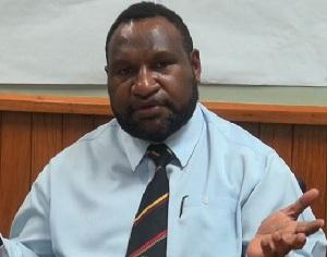 ppellant: Minister for Finance - James Marape