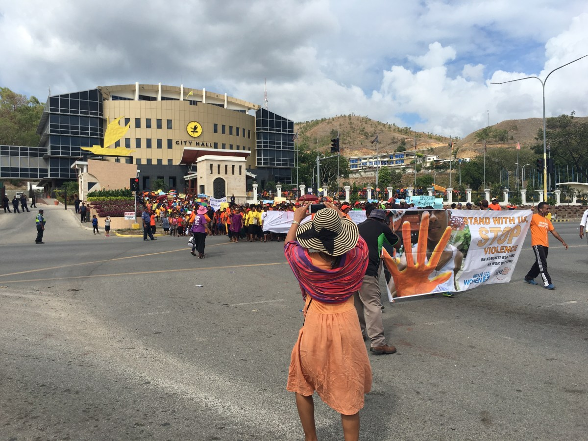 History has lessons for the Anti-Violence-Against-Women Movement in PNG