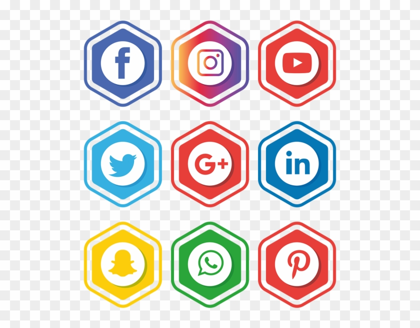 Social Media Icons Illustrator Free Transparent Social Media Icon Hd Png Download 640x640 1320081 Pngfind