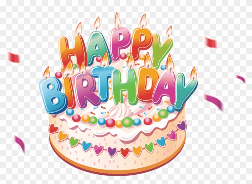 Birthday Cake Png Cartoon Happy Birthday Cake Transparent Png 2048x1944 2230707 Pngfind