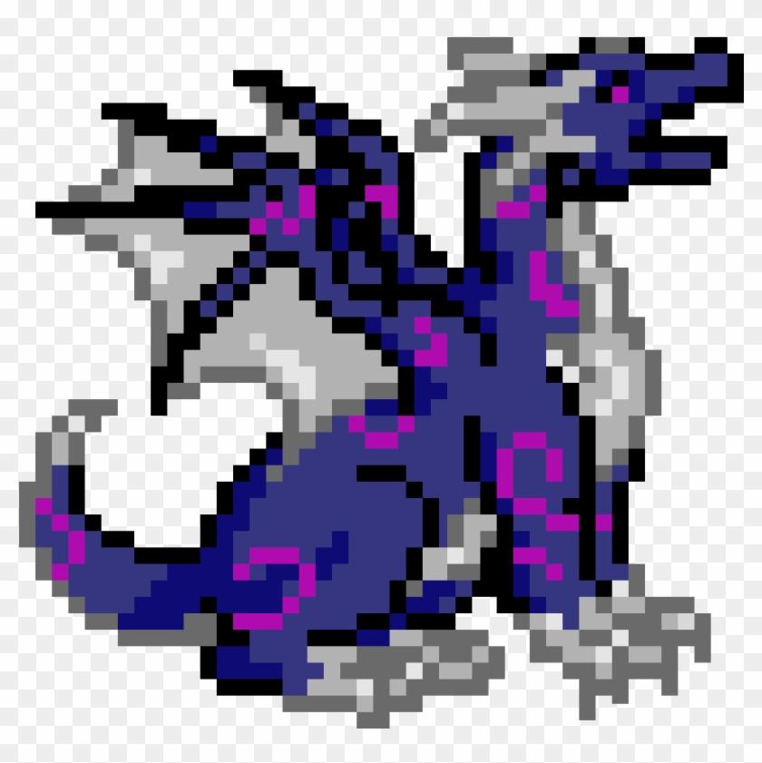 Dragon Pixel Art V Pixel Art Dragon Png Transparent Png 880x850 3096052 Pngfind