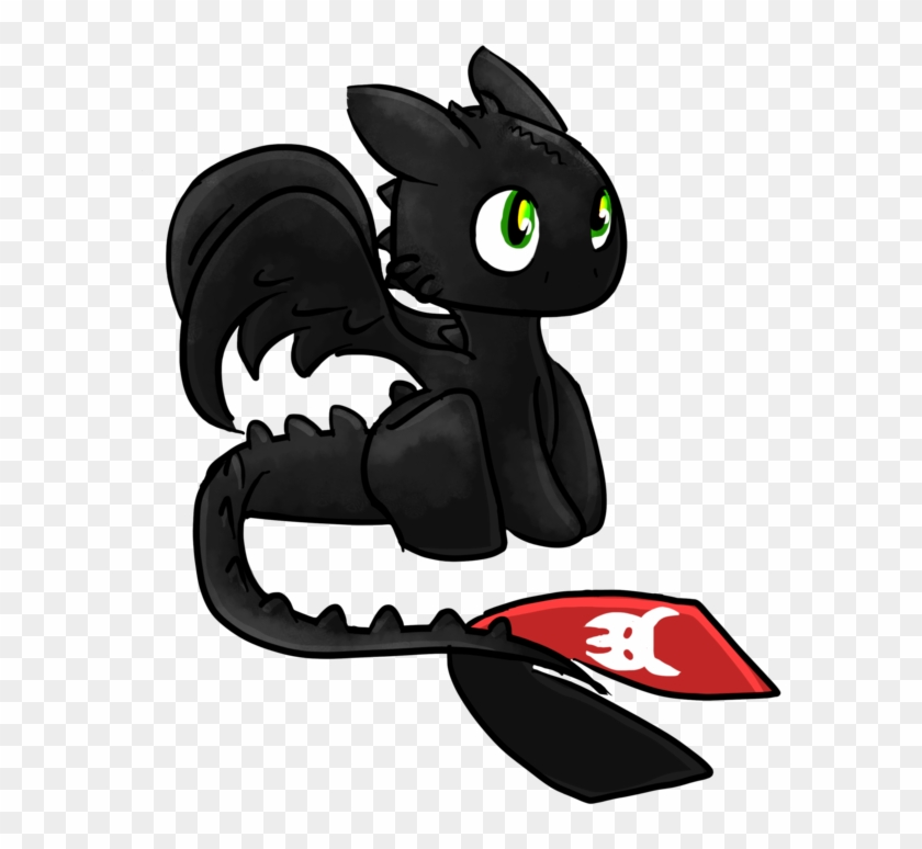 How To Train Your Dragon Cute Easy Drawings Of Toothless Hd Png Download 584x694 4635962 Pngfind