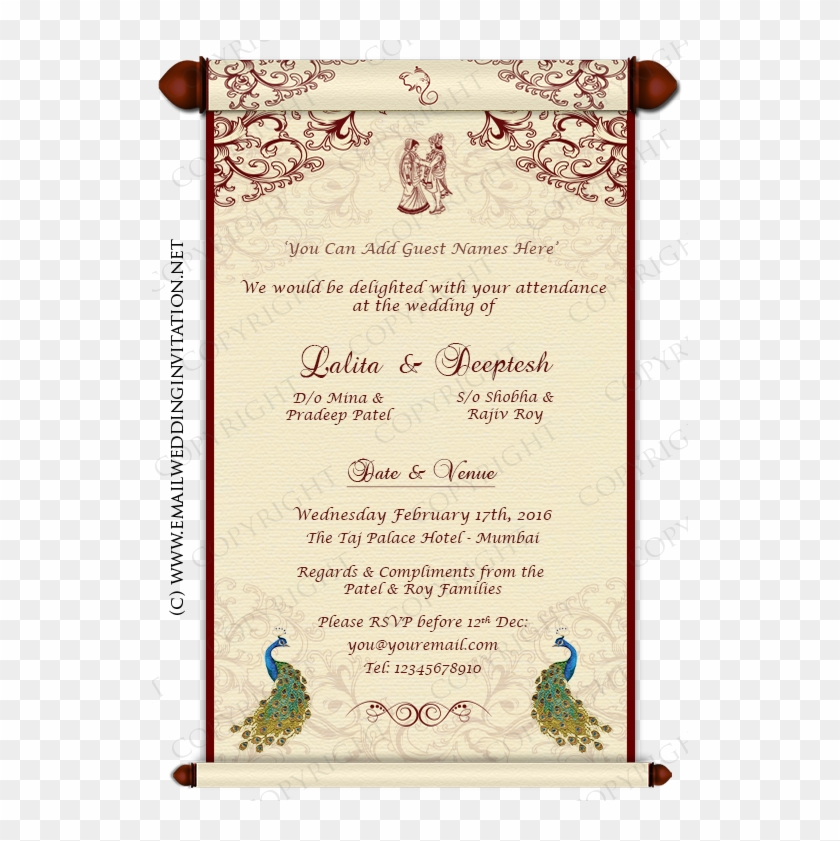 email wedding card designs hd png