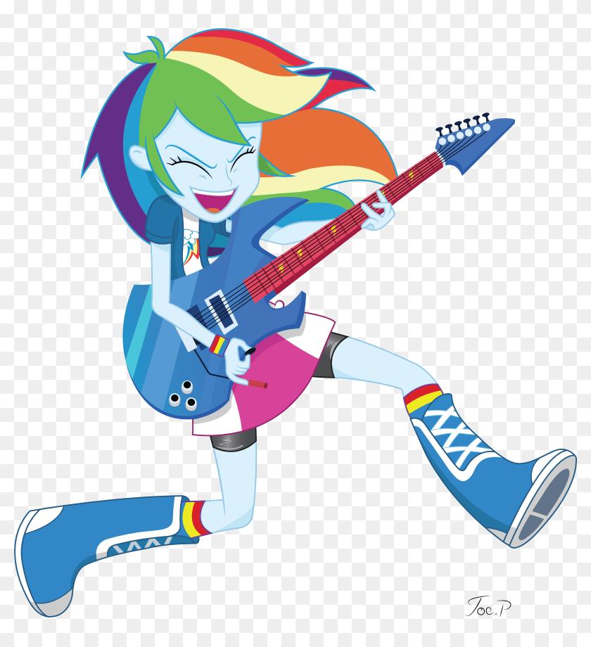 Equestria Girls Rainbow Dash Rainbow Dash Equestria Girls Rainbow Rocks Hd Png Download 5391x5649 6932724 Pngfind