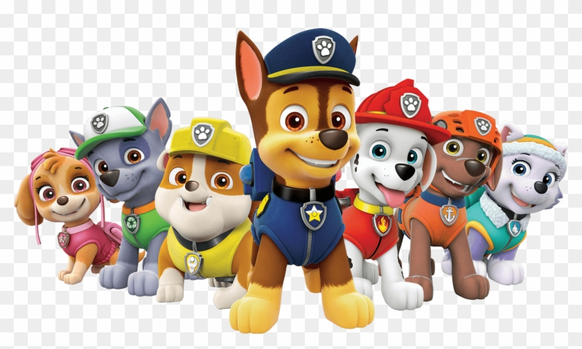 Collection Of Paw Patrol Clipart Free High Quality Paw Patrol Hd Png Download 1800x1008 72825 Pngfind