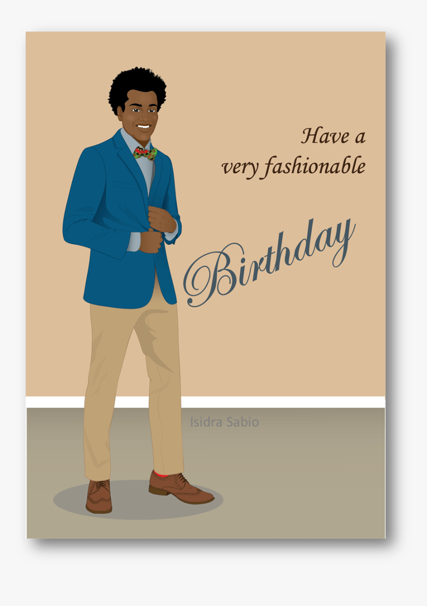 Happy Birthday African American Happy Birthday African American Male Hd Png Download Transparent Png Image Pngitem