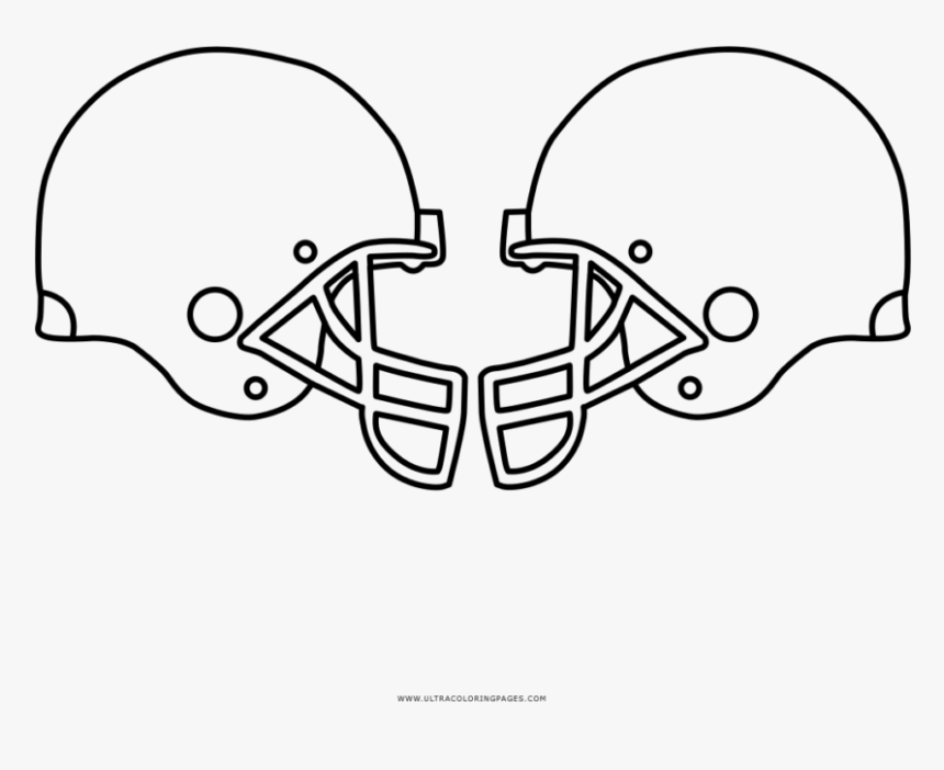 Football Helmets Coloring Page Ultra Pages Helmet Printable Printable Football Helmets Coloring Pages Hd Png Download Transparent Png Image Pngitem