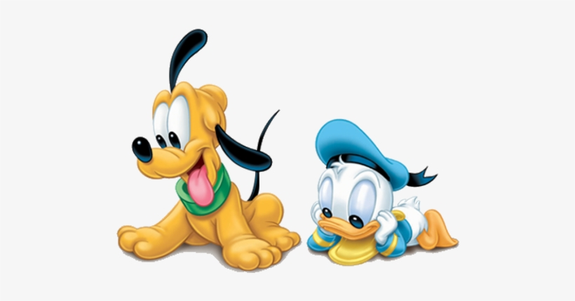 Disney Baby Characters Include Mickey Mouse Minnie Personajes De Disney Bebes Free Transparent Png Download Pngkey