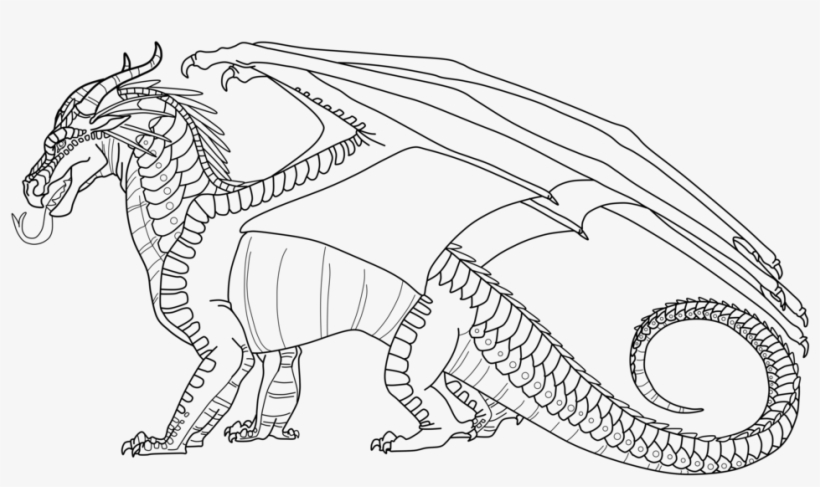 wings of fire coloring pages printable dragons image