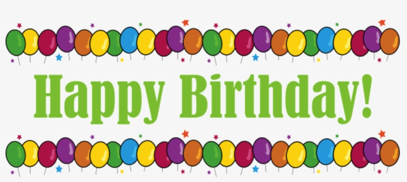 Bday Banner Edited Happy Birthday Banner Png Free Transparent Png Download Pngkey