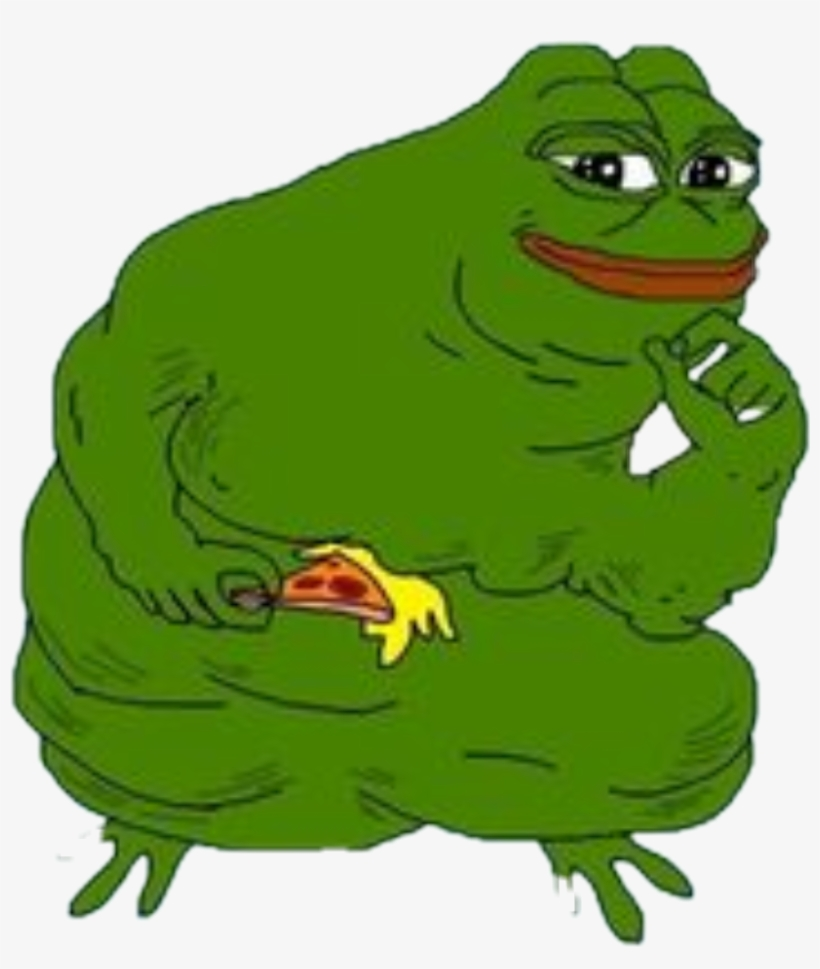 Pepe Pepe Frog Greenfrog Pepelove Love Cute Fat Lyagushk Pepe The