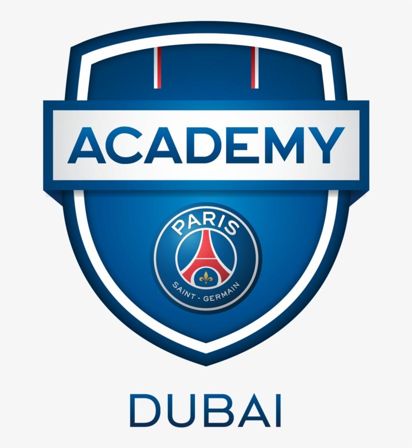 paris saint germain academy logo