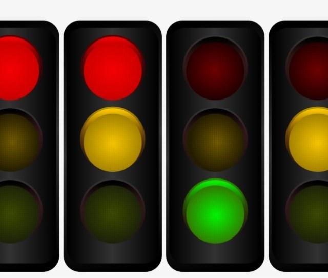 Traffic Light Rule Traffic Light Animated Gif Transparent Png 422157