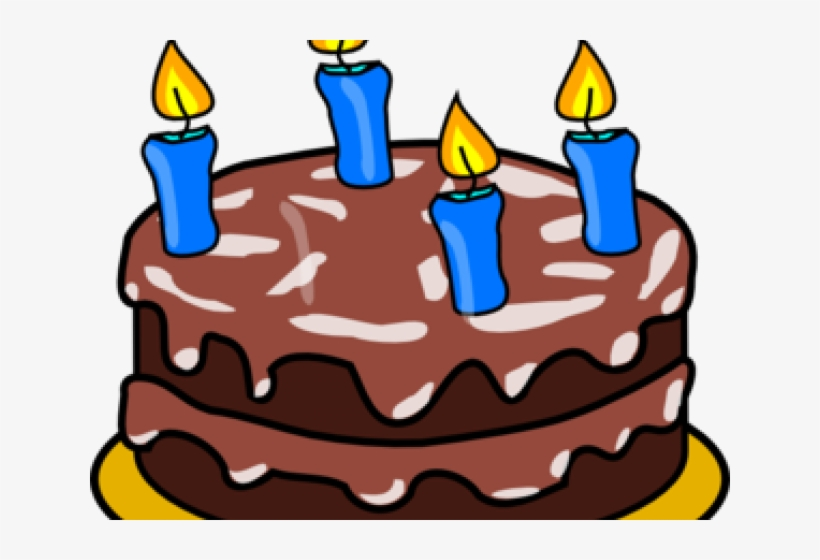 Clipart Birthday Cake Transparent Background Free Transparent Png Download Pngkey