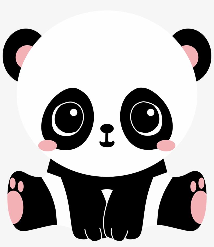 Cute Panda Transparent Images Imagenes De Pandas Kawaii Free Transparent Png Download Pngkey