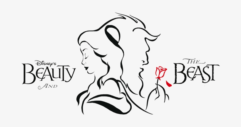 Beauty And The Beast Png Transparent Picture Beauty And The Beast Drawing Free Transparent Png Download Pngkey