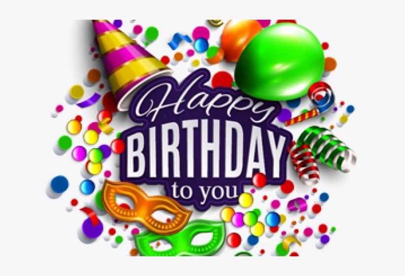 3d Clipart Happy Birthday Transparent Happy Birthday Png Free Transparent Png Download Pngkey