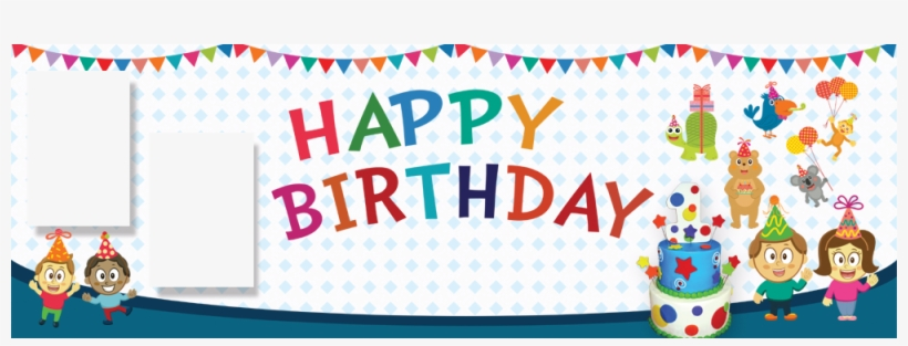 1st Birthday Banner For Boy Rm Copy Banner Free Transparent Png Download Pngkey