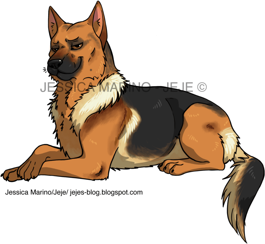 Download 28 Collection Of Anime German Shepherd Drawing German Shepherd Anime Drawing Png Image With No Background Pngkey Com