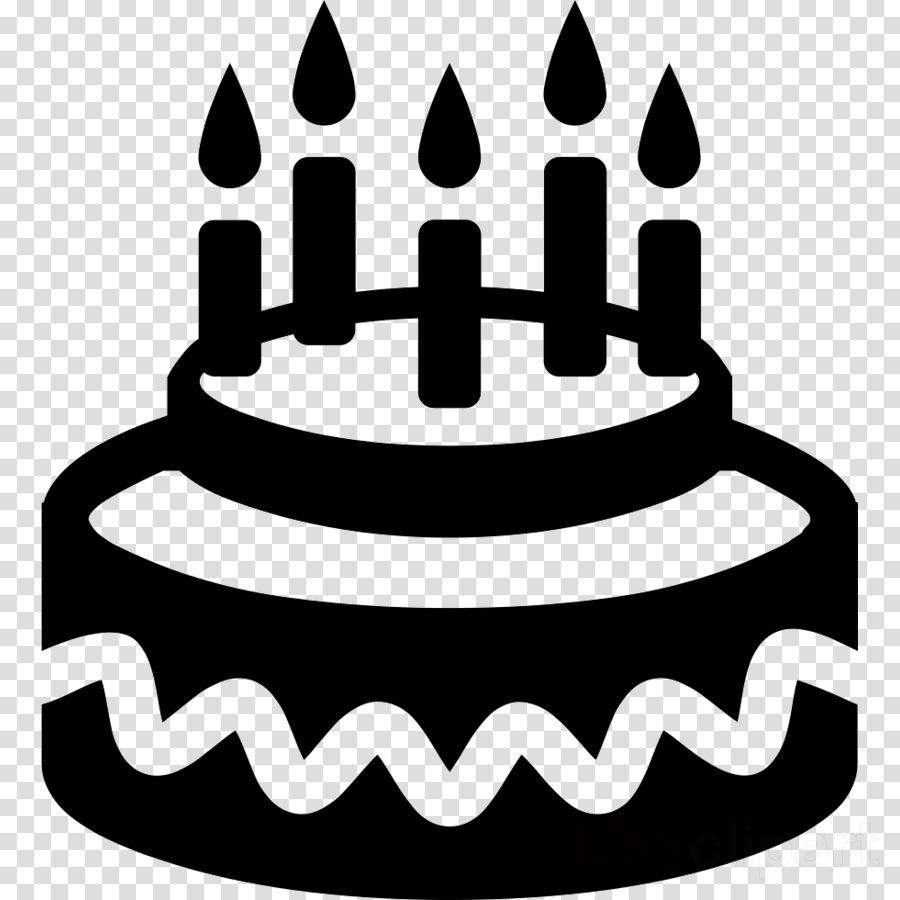 Download Cake Icon Png Clipart Birthday Cake Png Image With No Background Pngkey Com