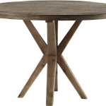 Download Round Wooden Dining Table Round Kitchen Tables Reclaimed Round Wood Table Png Png Image With No Background Pngkey Com