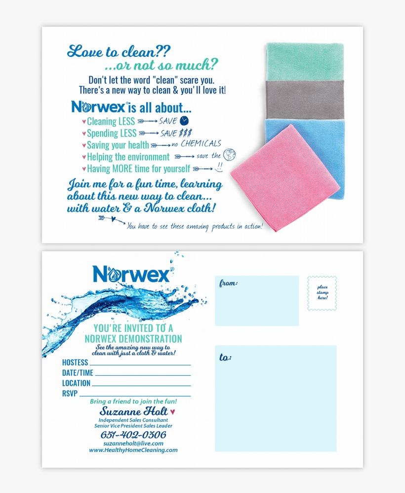 Norwex Invitation