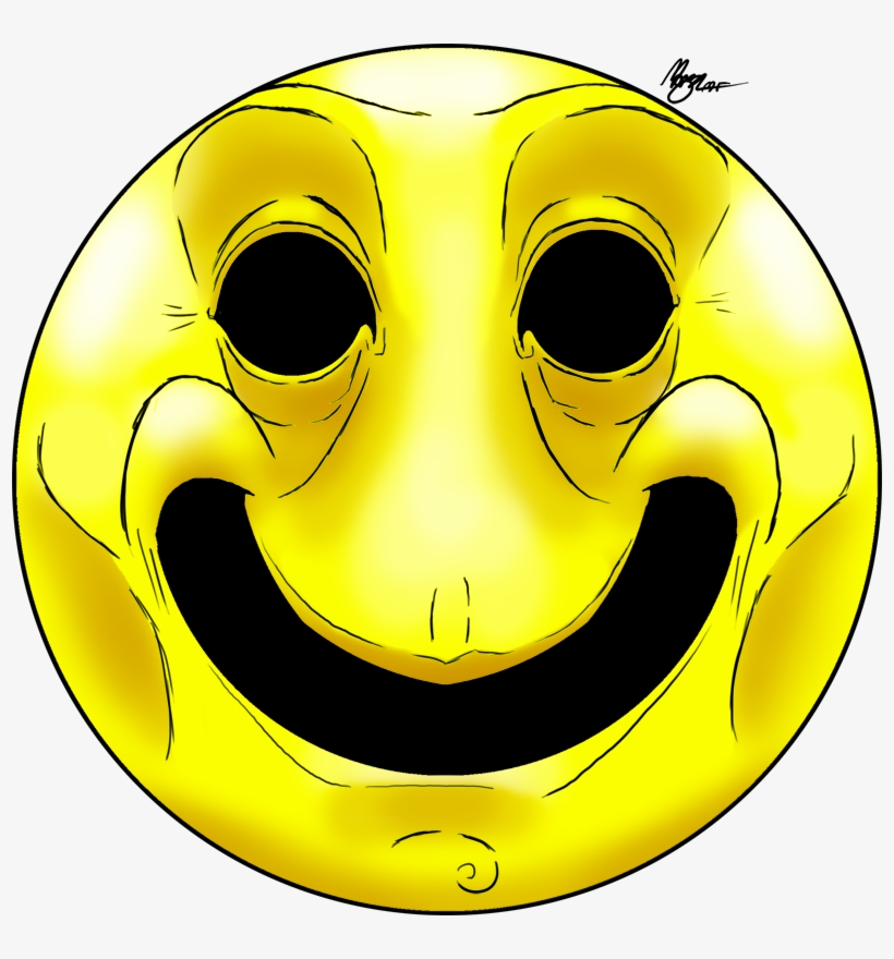 Happy Face Meme Smiley Face Creepy 798x800 Png Download Pngkit