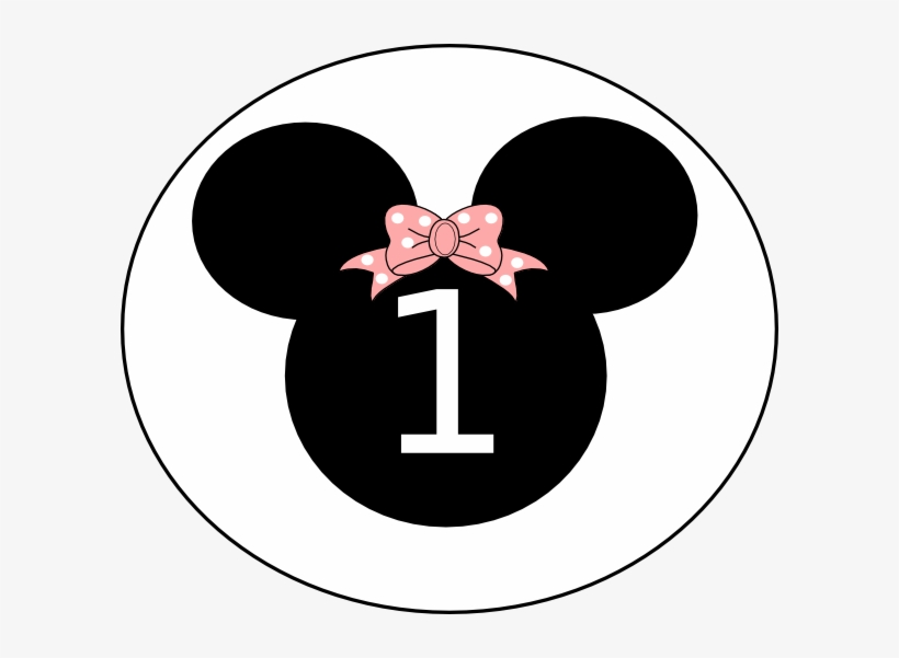 Birthday Minnie Clip Art Minnie Mouse Birthday Clip Art Free 600x521 Png Download Pngkit