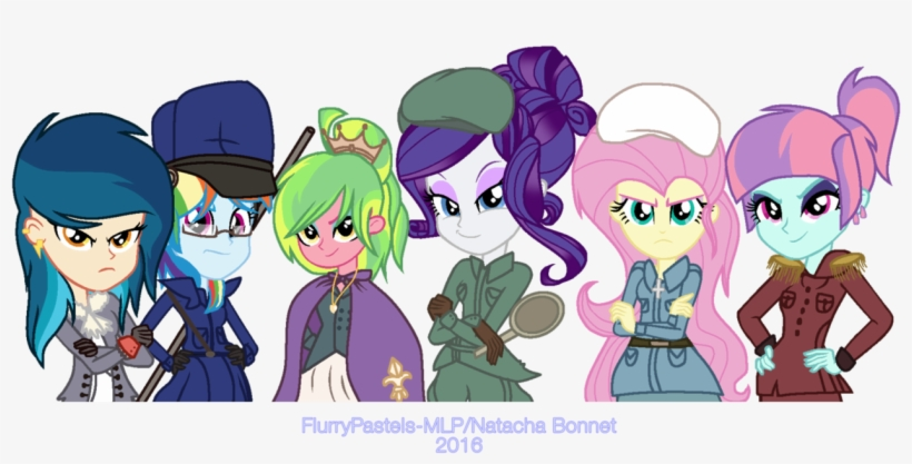 Flurrypastels Mlp Crossover Dead Source Equestria Mlp Equestria Girls Rainbow Dash And Fluttershy 1280x588 Png Download Pngkit