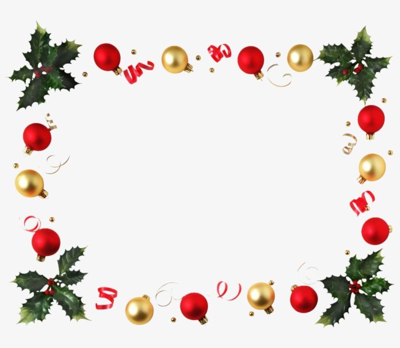 Clipart Cadre Noel Gratuit Christmas Decoration Border Png 800x633 Png Download Pngkit