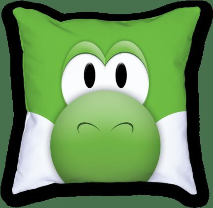 download cute dino throw pillow throw