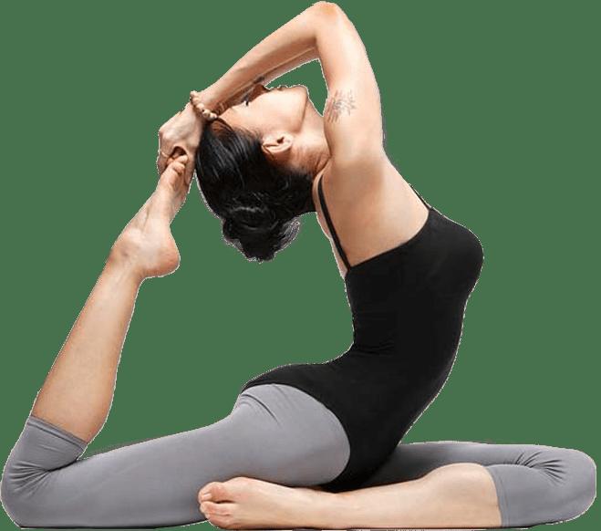 Yoga Pose Png Hd Photo Png Mart
