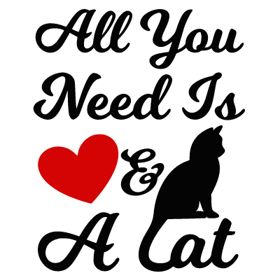 Download Cat Love Quote ID: 1558249282276 - Cut Ready SVG Gallery