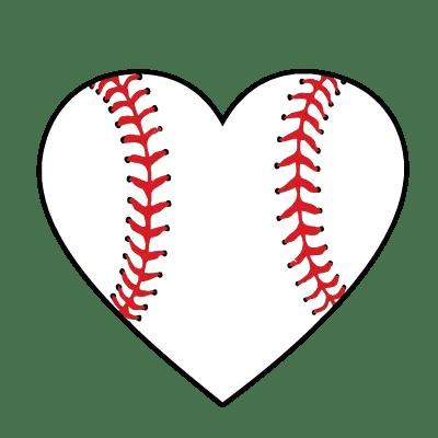Download Heart Baseball ID: 1558193954839 - Cut Ready SVG Gallery