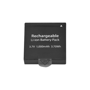 1000mAh battery for ST4K action cam